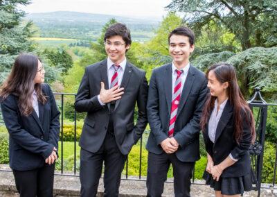 Happy students 3