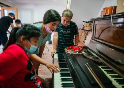 Practising Music